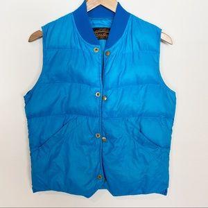 Vintage Eddie Bauer Down Puffer Vest